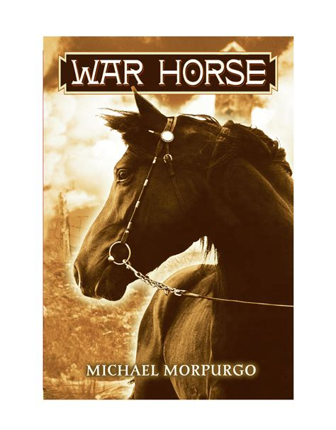 themes in the book war horse war horse book book covers