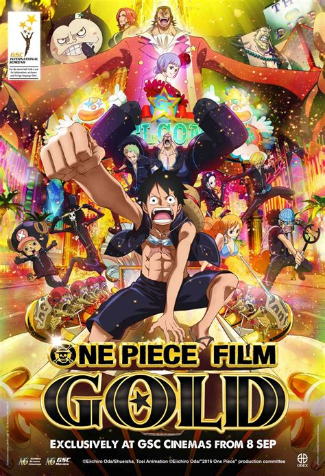 anime japanese or english one piece film gold japanese anime movies gsc movies