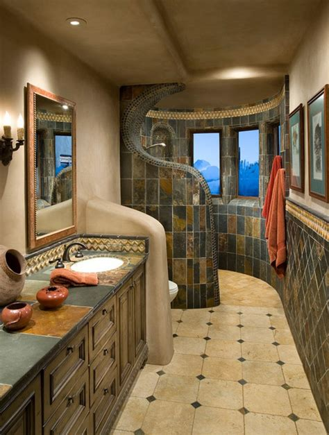 badezimmer ideen mediterran 15 astonishing mediterranean bathroom designs