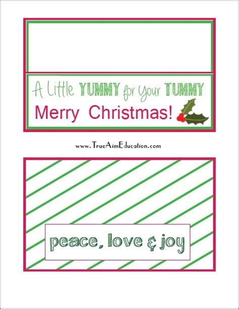 printable christmas bag tags oreo cookie balls with a peppermint crunch true aim