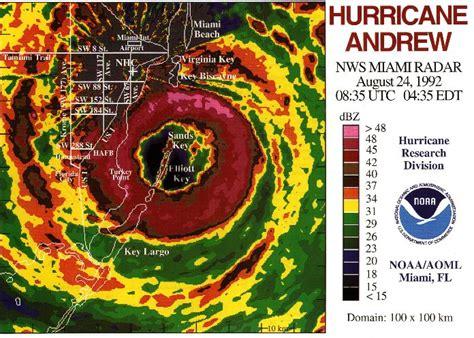 new year date in 1992 tpc nhc hurricane andrew