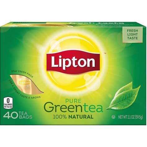 Teh Lipton Green Tea lipton green tea for weight loss its benefits and