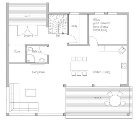 new house plans for 2013 contemporary house plans modern house plan ch172