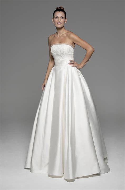 imagenes vestidos de novia años 50 vestidos de novia a 241 os 50 innovias