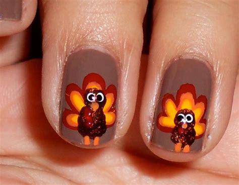 thanksgiving nail art 18 thanksgiving nail art ideas
