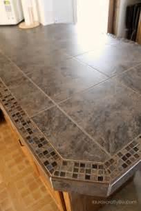 Tile Kitchen Countertop Designs Best 25 Tile Kitchen Countertops Ideas On Pinterest