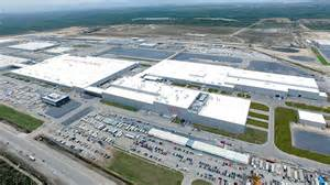 Kia Manufacturing Plant Kia Motors Concludes Construction On Manufacturing