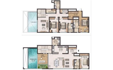 sobha floor plan sobha clovelly padmanabha nagar bangalore location