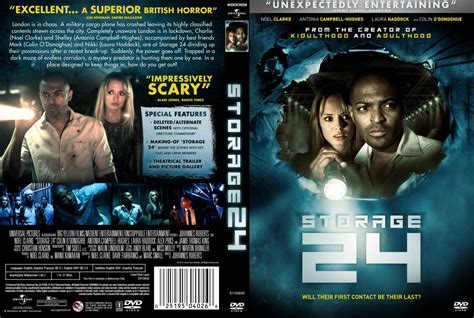 Storage 24 2012 Full Movie Storage 24 Movie Dvd Scanned Covers Storage 24 2012 Cover Dvd Covers