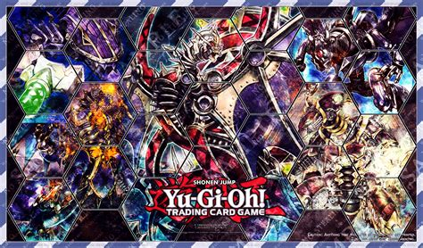 yugioh custom playmat template custom infernoid playmat yugioh