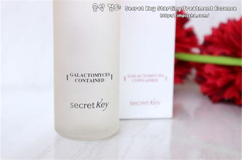 Secret Key Starting Treatment Essence Sle review secret key starting treatment essence im piccha