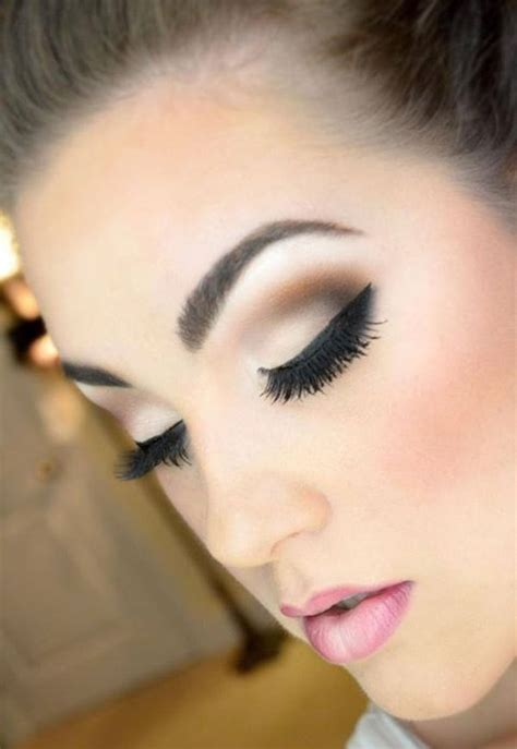 wedding makeup cat eye makeup wedding makeup 2063771 weddbook