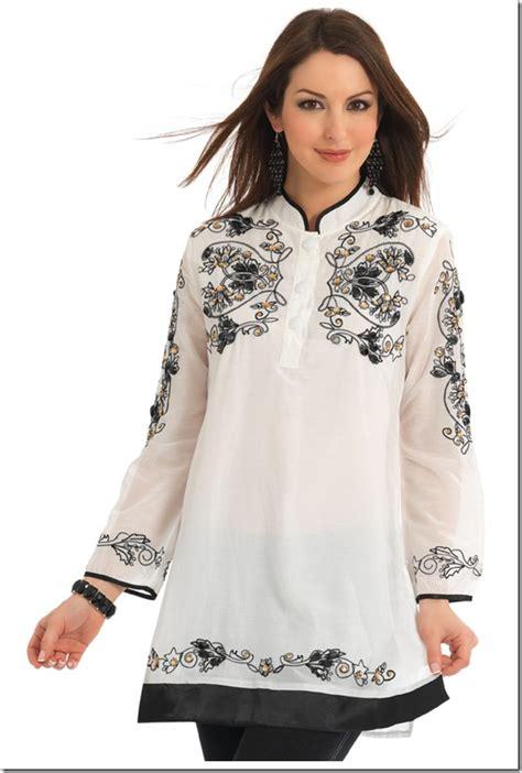 kurti pattern 2014 latest young girls kurtis dresses neck designs