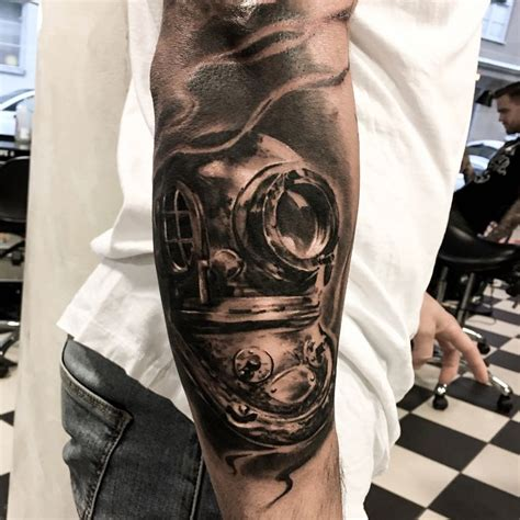 scuba diver tattoo designs 25 best ideas about diving on scuba