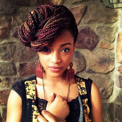 Black Braids Hairstyles 2014 by 20 Braids Hairstyles For Black Hairstyles