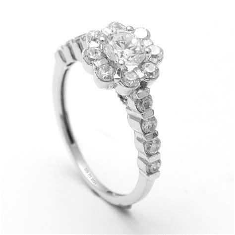 platinum engagement rings  women