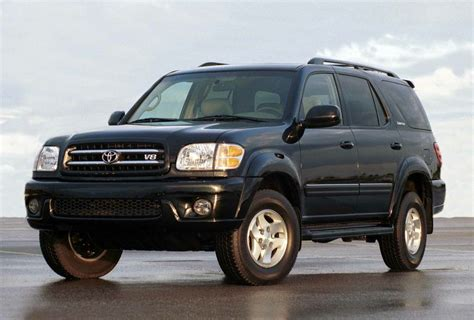 2003 Toyota Sequoia Recalls Toyota Canada Announces Voluntary Safety Recall On Certain