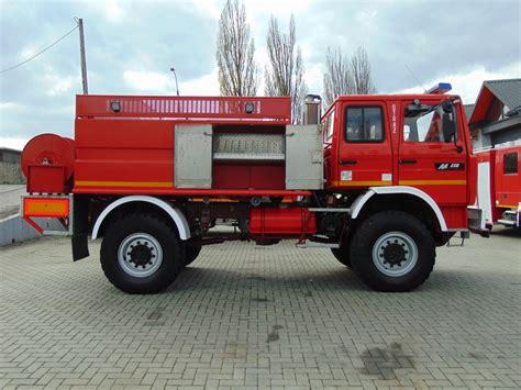 Wassertank Auto by 4x4 Renault Midliner M210 4x4 Gba Tlf 16 50 5000 Liter