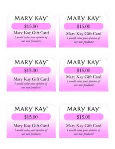 Mary Kay Business Cards Templates Free 17 Best Images About Gift Certificate On Pinterest South