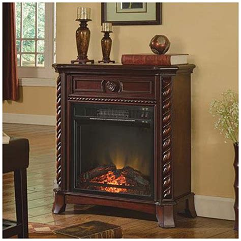 foyer electric fireplace at biglots 199 99