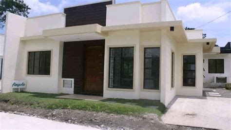 house design ideas for 50 sqm 60 sqm house design philippines youtube