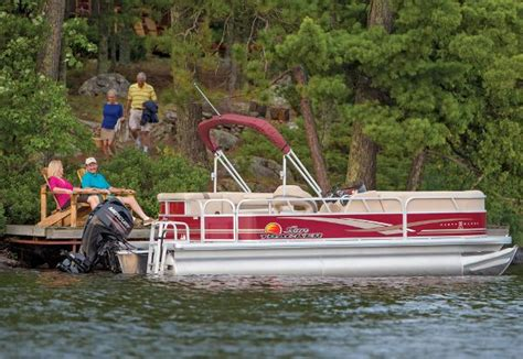bass pro boats colorado springs sun tracker party barge 20 dlx pontoon boats new in