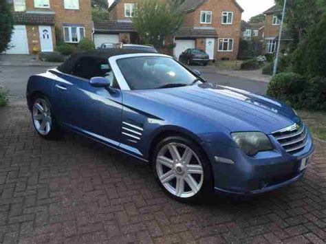 automobile air conditioning repair 2006 chrysler crossfire engine control chrysler 2004 crossfire 3 2 v6 2d auto 215 bhp car for sale