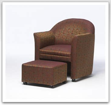chair with ottoman that fits underneath cricket the brill company