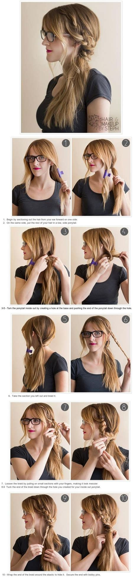 hairstyles for school lazy simple hairstyle for lazy hairstyles for school ideas
