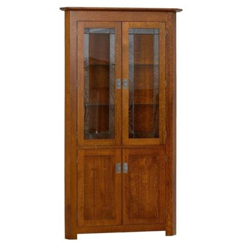 Corner Hutch Dining Room Furniture Santa Fe Corner Hutch