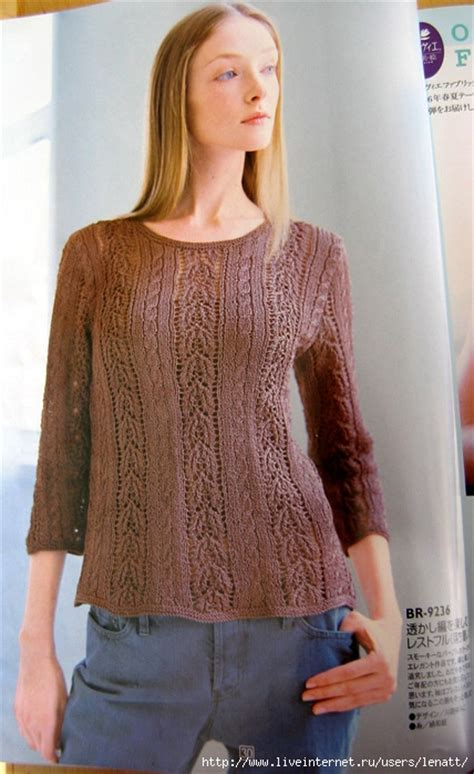 knitting pattern lace jumper knitted lace sweater pattern lace knitting stitch