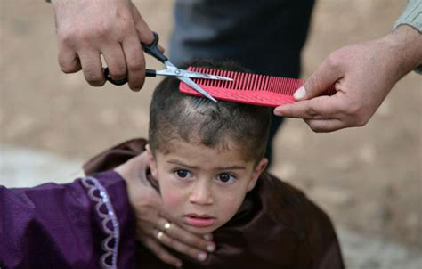 i need a punishment haircut us barber offers free punishment haircut for misbehaving kids