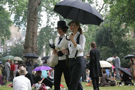 The Chap Olympiad A Spiffing Affair by Review Chap Olympiad 2009 Londonist