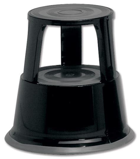 buy 5 office step stool mobile loaded castors