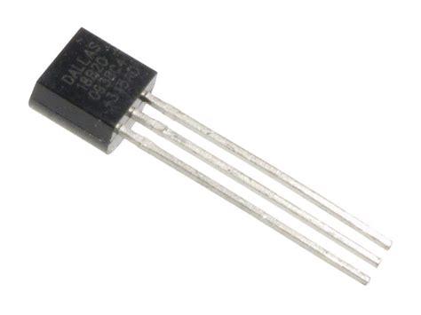 Termometer Sensor ds18b20 temperature sensor solarbotics