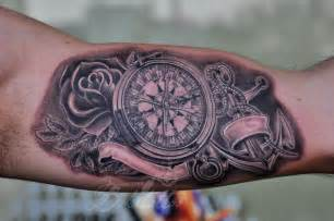 tattoos on pinterest hourglass tattoo compass and