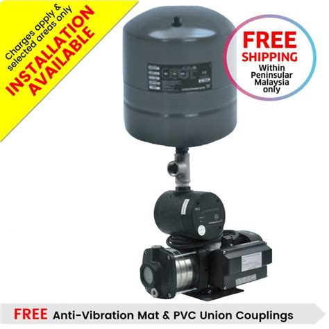 Plumbing Booster by Grundfos Booster Cm Smart 3 4 Hardware Store