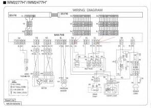samsung washing machine wiring diagram pdf wiring diagram
