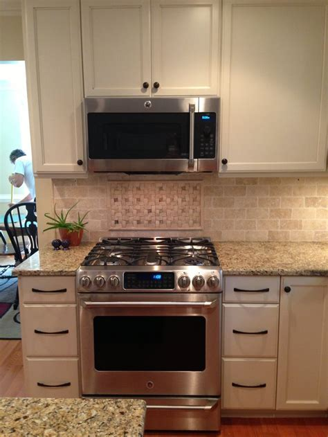 Best 25  Over the stove microwave ideas on Pinterest