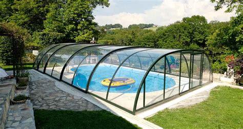 Incroyable Toile De Jardin Castorama #4: Abri-de-piscine7.jpg