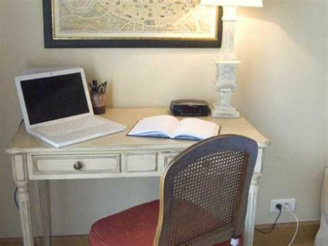 Master Bedroom Desk by Book 2 Bedroom Apartment Rental By The Seine