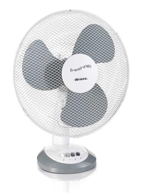 ventilatori da tavolo ventilatore da tavolo freshair ariete piccoli