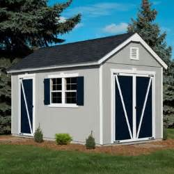 crestwood 8 x 14 wood storage shed home