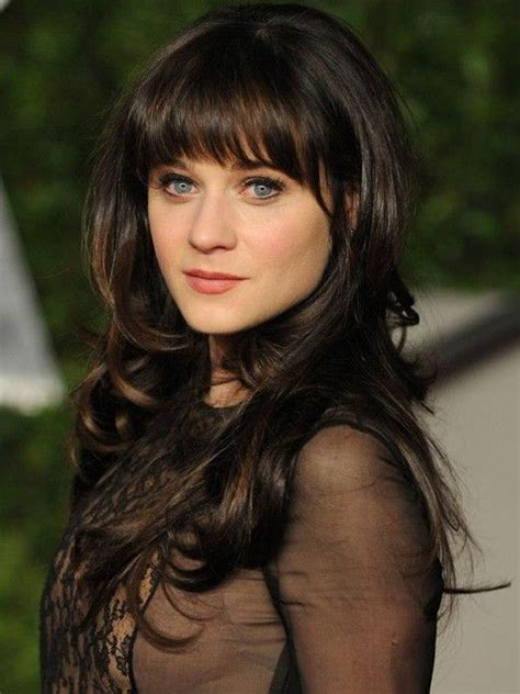 beautiful hairstyles  bangs  layers pretty designs