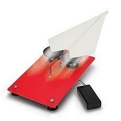 How To Make A Motorized Paper Airplane - i can t believe someone makes electric paper plane