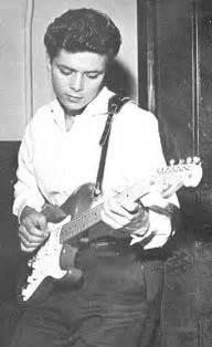 British singer Cliff Richard hit stardom on 1958 with the