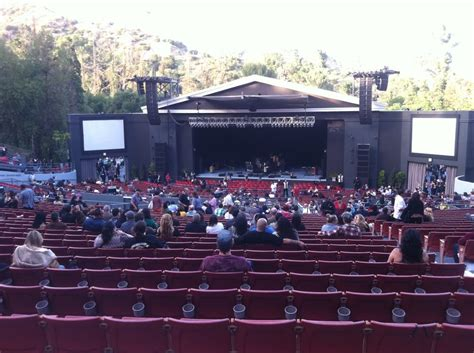 section c greek theater greek theatre waiting for the show to start yelp
