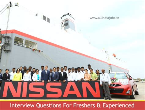Questions For Mba Hr Freshers by Nissan Questions Technical And Hr For Freshers