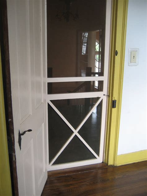 Interior Screen Doors File Flickr Infrogmation Customhouse Interior Screen