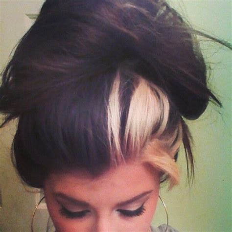 color or streaks in jlos hair 14 best images about my hair on pinterest chunky